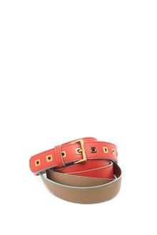 AGNONA multicolor belt