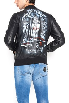 PHILIPP PLEIN 'blue eyes' jacket