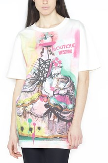 BOUTIQUE MOSCHINO 'maria antonietta' t-shirt