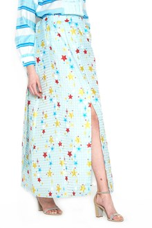 ULTRACHIC embroidered stars skirt