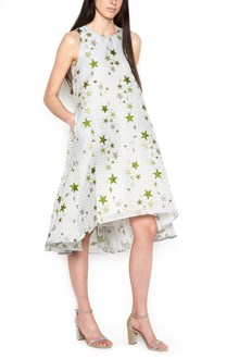 ULTRACHIC embroidered stars dress