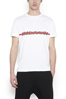 NEIL BARRETT 'essentialism' t-shirt
