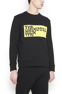 NEIL BARRETT 'the visionary mind' sweatshirt