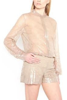 ALBERTA FERRETTI sequins blouse