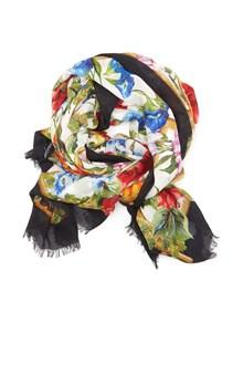DOLCE & GABBANA floreal foulard