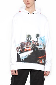 PALM ANGELS 'burning car' hoodie