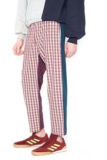 GOSHA RUBCHINSKIY 'combo check' pants