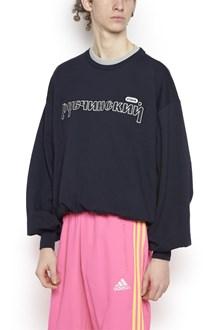 GOSHA RUBCHINSKIY logo sweatshirt