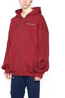 GOSHA RUBCHINSKIY collab. adidas hoodie