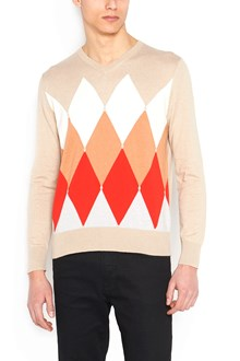 BALLANTYNE 'dyamond classic' sweater