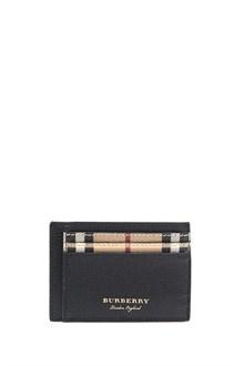 BURBERRY 'bernie' cardholder