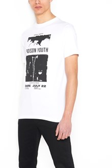McQ ALEXANDER McQUEEN 'poison youth' t-shirt