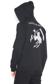 McQ ALEXANDER McQUEEN 'battle of doom' hoodie