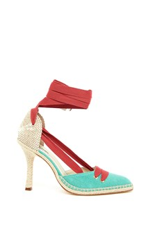 CASTANER BY MANOLO BLANIK espadrillas pumps