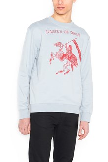 McQ ALEXANDER McQUEEN 'battle of doom' sweatshirt
