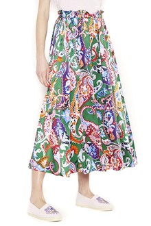 KENZO elasticated waist skirt