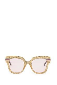 GUCCI 'vintage web' sunglasses