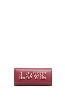 FENDI portafoglio con catena 'love'