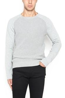 ZANONE 'mezzo e mezzo' sweatshirt