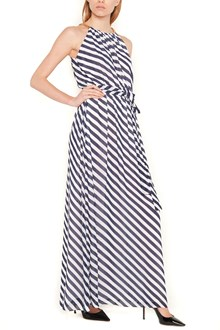 MICHAEL MICHAEL KORS chain long dress