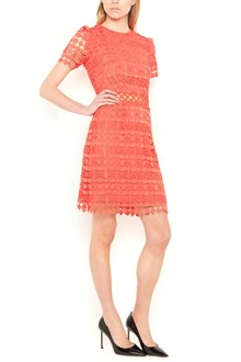 MICHAEL MICHAEL KORS macramè dress