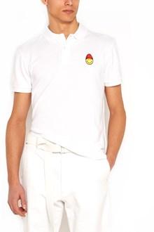 AMI ALEXANDRE MATTIUSSI polo patch logo