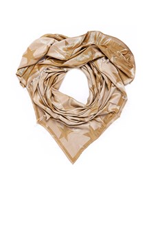 STELLA MCCARTNEY stars scarf