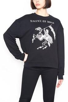 McQ ALEXANDER McQUEEN 'battle of doom' sweatshirt