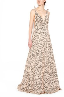 PRADA 'ramage' long dress