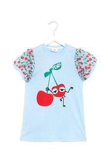 FENDI KIDS t-shirt ciliegia