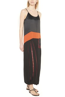 TORY BURCH pleated long dress