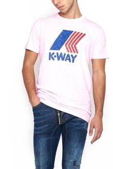 DSQUARED2 collab. k.way t-shirt