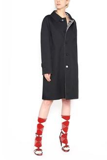 BURBERRY reversible 'car coat' coat