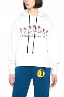 ADAPTATION 'skating skull' hoodie