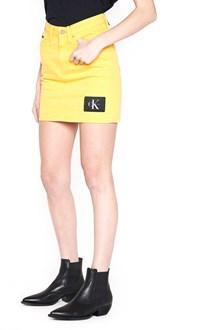 CALVIN KLEIN JEANS 'spektra' skirt