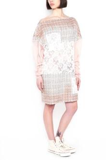 FAITH CONNEXION mix tweed dress