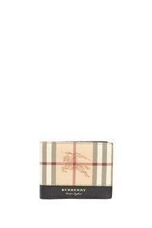 BURBERRY 'hippfold' wallet