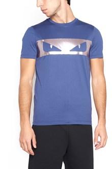 FENDI 'metallic bugs' t-shirt