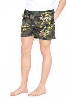 VALENTINO collab. zandra rhodes beachwear
