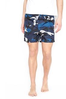 VALENTINO camouflage beachwear
