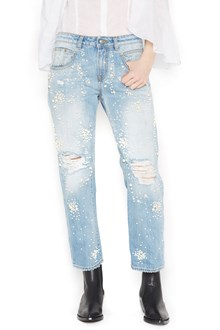 ONEDRESS ONELOVE pearls jeans