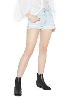 ONEDRESS ONELOVE eylets shorts