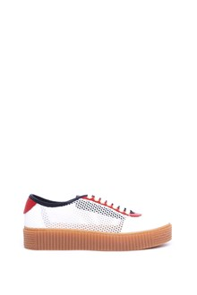 TOMMY HILFIGER 'snow white' sneakers