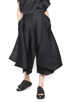 PLEATS PLEASE ISSEY MIYAKE 'polygon' pants