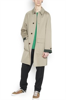BURBERRY 'car coat' trench coat