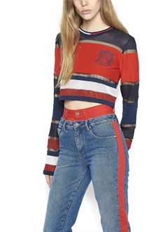 TOMMY HILFIGER 'multi stitched' sweater