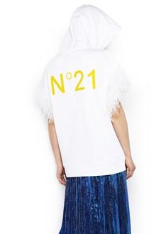 N°21 feathers hoodie