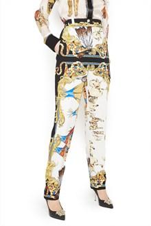VERSACE 'native american' pants