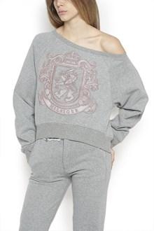 TOMMY HILFIGER embroidered logo sweatshirt