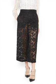 VALENTINO lace pants
